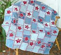 Rag Quilts : rag quilt how to - Adamdwight.com