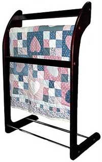 wooden quilt rack patterns