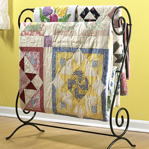 Quilting 101 - Quilt making tips and resources : metal quilt rack - Adamdwight.com