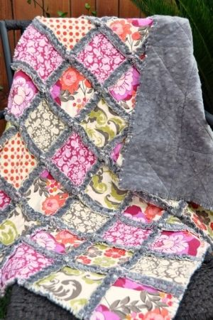 Rag Quilts : rag quilt patterns - Adamdwight.com